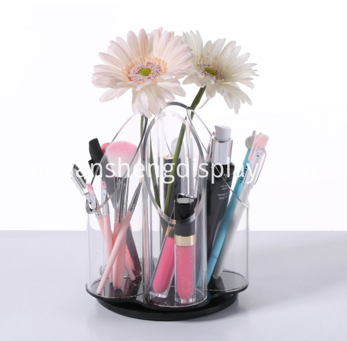 Acrylic Office Supply Holder