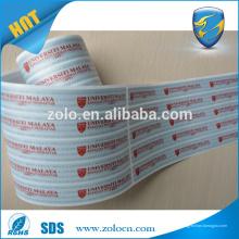 2016 china alibaba изготовленный под заказ VOID защита голограмма наклейка печать