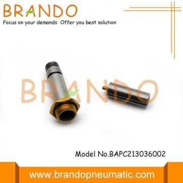 Haste do solenóide da altura do tubo de 36.0mm com selo de NBR
