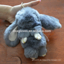 Kaninchen Schlüsselanhänger