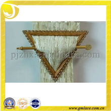 resin curtain buckle with diamond