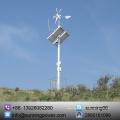 Système de ferme solaire éolienne Sunning à haute efficacité