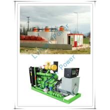 Precio de fábrica CUMMINS Motor 600 Kw Silent Bio Gas Genset