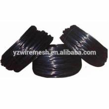 Weiche schwarz geglühtes Kabel / Kleine Spule schwarzer Draht
