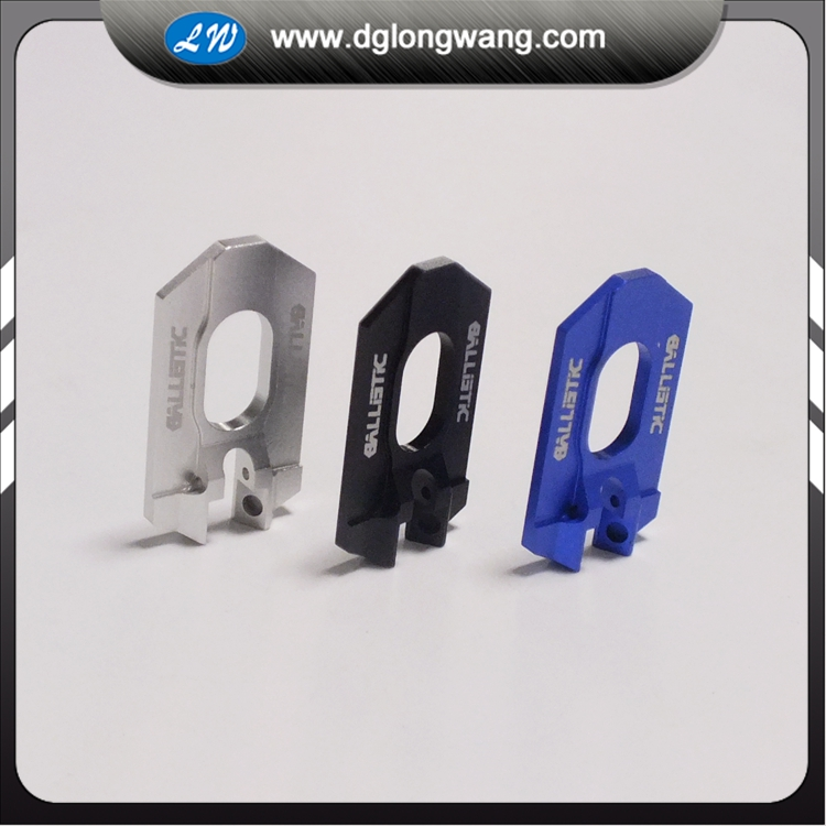 Anodized Aluminum Parts