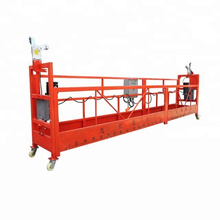 ZLP800 Steel Suspended Platform Without Counter Weight