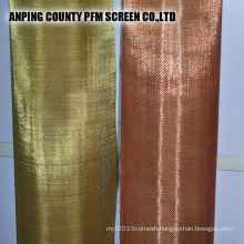 20 Mesh Red Shielding Copper Wire Mesh Price