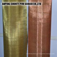 20 malha vermelha blindagem preço de malha de arame de cobre