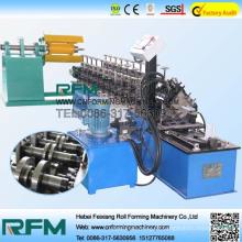 Feixe de canal FX coldrolled com máquina de formação de rolo de alta qualidade
