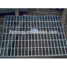 Caillebotis en acier galvanisé de haute qualité pour le drainage de l'eau