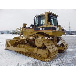 Bulldozer Caterpillar hautes performances D6R D7R
