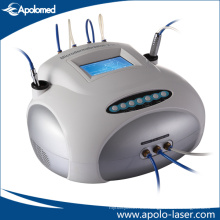 Apolomed Diamante y Cristal Microdermabrasion Máquina Hs-106