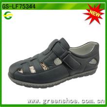 2016 nouvelles chaussures populaires Kid (GS-LF75344)