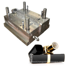 OEM 9/11/12 mm multi cavities plastic bullet pipe fitting makeup tool custom oval lipstick maker mold