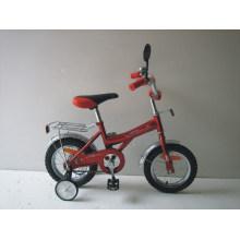 """Bicicleta de 12 """"con marco de acero para niños (BL1202)"""