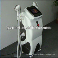 E light (IPL+RF) hair removal ipl machine with Nd Yag Laser Tattoo removal