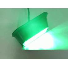luz de advertência conduzida do estroboscópio Luz de advertência da grade do diodo emissor de luz piscando mini luz de advertência conduzida