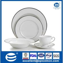 Cena de la porcelana real-fina clásica de la alta calidad 20pcs
