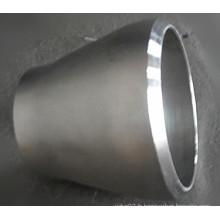 ASME Seamless Pipe Fittings Réducteur en acier inoxydable