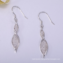 China manufacture 925 sterling silver earring OEM exported to worldwide