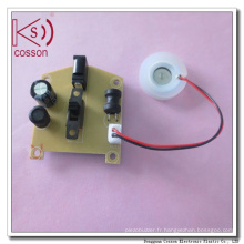 Transducteur de capteur d'humidité d'atomisation