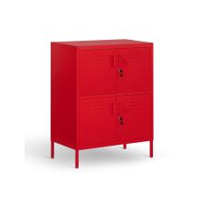 4 Feet Floor Standing Iron Storage Cabinets
