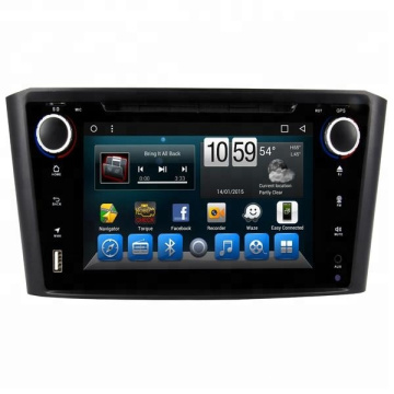 Android Octa núcleo 2din Combinação Car dvd Player Auto Rádio para Toyota Avensis 2008 tela Sensível Ao Toque GPS com Wifi Carplay AA TV