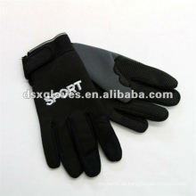 Guantes de poliéster para los hombres de estilo (DSX-P008)
