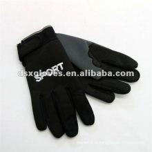 Полиэфирные спортивные перчатки для мужчин (DSX-P008)