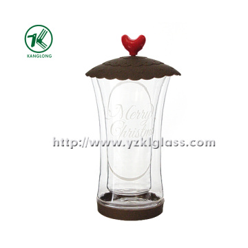 Single Wall Glass Bottle by BV, SGS...
