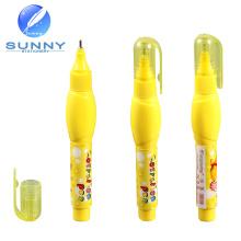 Быстрый сухой металлический наконечник коррекции ручка в низкой цене, корректирующей жидкости, школьные и канцелярские принадлежности