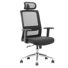 новый дизайн сетки стул с подлокотником/сетки эргономичный стул/стул менеджера