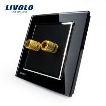 LIVOLO Fabricant Home Wall Son / Acoustique Socket / plug VL-W291A-12