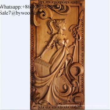 Украшение для дома ручной работы настенное панно резное резное панно из дерева