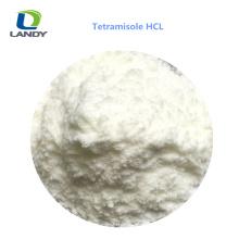 Fabricant fiable qualité chlorhydrate de DL-tétramisole BPV98 Tetramisole HCL