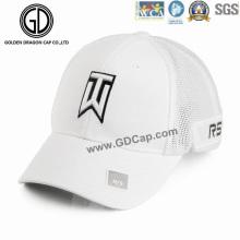 Sombrero caliente del camionero de la venta de la manera con el bordado modificado para requisitos particulares del logotipo 3D