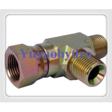 Weld Flanged Tube Fittings Orfs Assembly