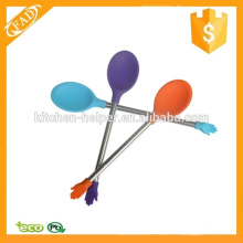 Reusable Silicone Tea Spoon