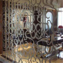 Decorative Metal Screen for Hotel