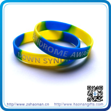 High Quality Fashion and Cute Silicone Wristband at Factory Price