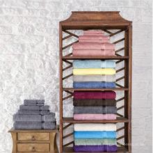 Toalha de mão de toalha de banho de algodão de hotel