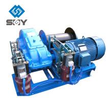 5 ton durable hydraulic winch coal or mine winch
