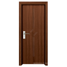 Porte intérieure en PVC (FXSN-A-1048)