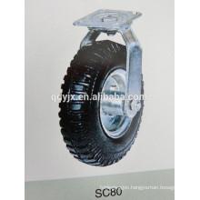 """castor wheel 8"""""""