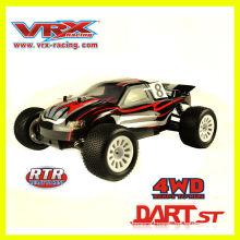4WD batteriebetriebene kleine elektrische Mini-RC-CAR