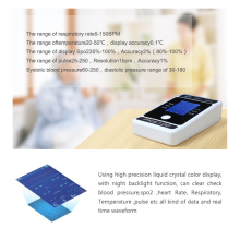 One Button Operation 2.4 Inch Touch Srreen Portable Patient Monitor of Blood Pressure Monitor