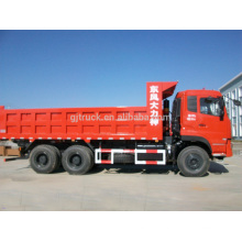 Dongfeng 6 * 4 camión volquete para la venta