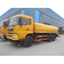 4x2 Dongfeng water tank truck price 14650L
