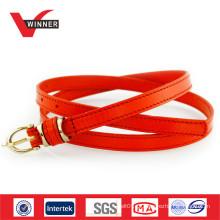 Cinturão de couro personalizado para senhoras de moda OEM