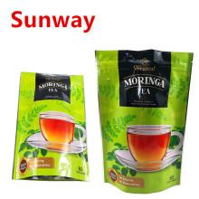Bedruckte Tee-Verpackungstasche